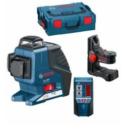 Лазерный нивелир Bosch GLL 3-80 P + BM1 в L-Boxx